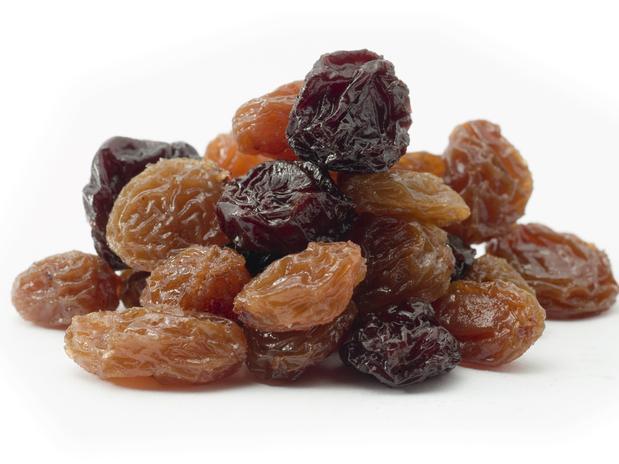 raisin séché