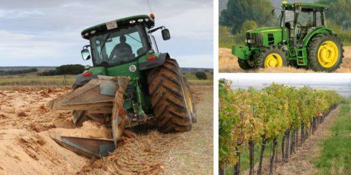 Désinfection des sols en Viticulture biologique